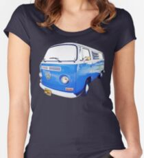 Too Much Magic Bus Women's Fitted Scoop T-Shirt