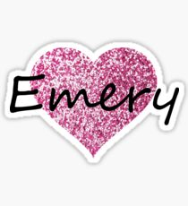 Emery Sticker