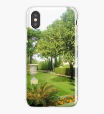Bahai Gardens iPhone Case