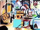 Abstract Interior #11 by Lisa V Robinson