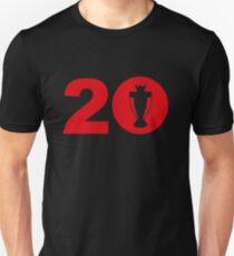 Manchester United 20 Titles Unisex T-Shirt