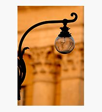 Street Lamp - Verona Photographic Print