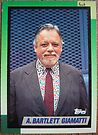 320 - A. Bartlett Giamatti by Foob's Baseball Cards