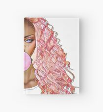 Bubble Gum Baby Hardcover Journal