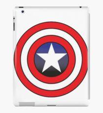 America Captain iPad Case/Skin