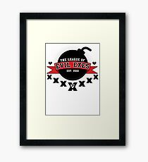The League of Evil Exes Framed Print