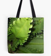 ''GREEN LASAGNA'' Tote Bag