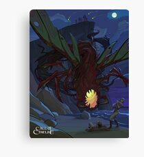 Hunting Horror - Ary by Andrey Fetisov Canvas Print