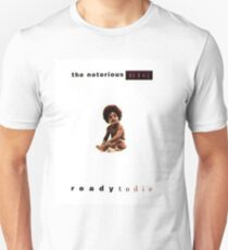 biggie smalls | ready to die T-Shirt