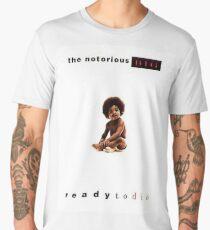biggie smalls | ready to die Men's Premium T-Shirt