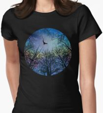 Wisdom Of The Night - Colorful T-Shirt
