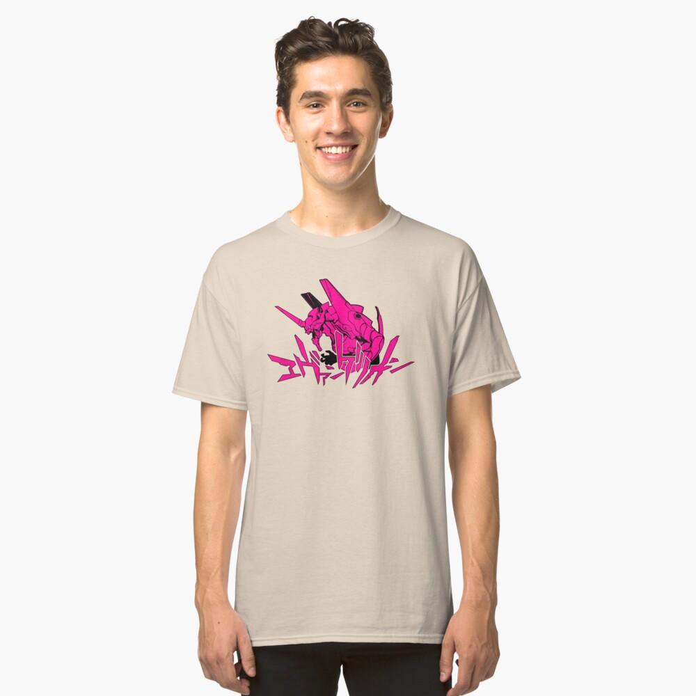 T-shirt classique «122 Eva Pink»