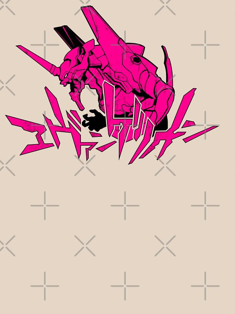 «122 Eva Pink» par yexart