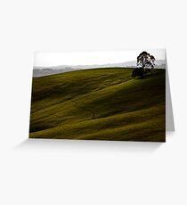 A tree.. Greeting Card