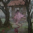 The Fungi from Yuggoth - Art by Andrey Fetisov by Chaosium