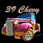 How'd this 39 Chevy Pickup Truck get itself Maroon'd? by ChasSinklier