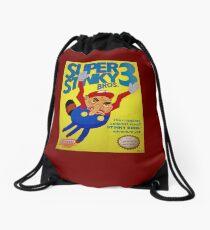 Super Stinky Brothers 3 Drawstring Bag