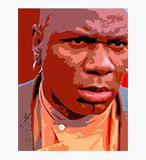 Ving Rhames - Marsellus wallace Photographic Print