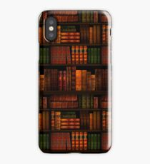 Bookworm - Library - Books iPhone Case