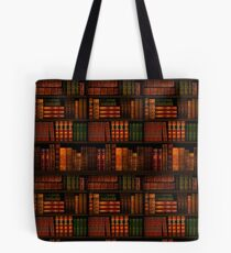 Bookworm - Library - Books Tote Bag