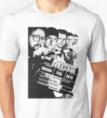 Shooting Clerks Poster Shirt T-Shirt