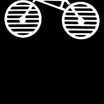 Bicycle Stripes by thinkbicycle
