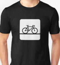 Happy Cyclist Unisex T-Shirt 734bdf45b