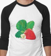 Seamless pattern with Strawberry. T-Shirt