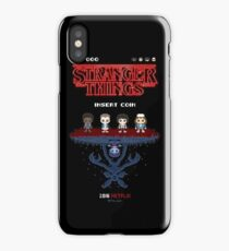 16-bit Stranger Things iPhone Case/Skin