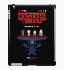 16-bit Stranger Things iPad Case/Skin