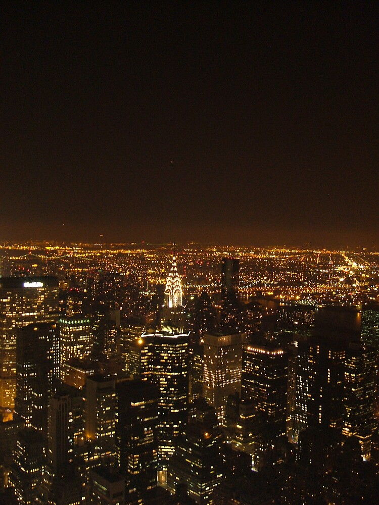 City Lights by gemtrem