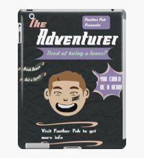 Ike Adventure Poster! iPad Case/Skin