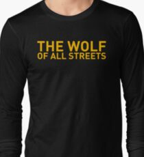 The Wolf Of All Streets Entrepeneur T-Shirt T-Shirt