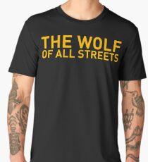 The Wolf Of All Streets Entrepeneur T-Shirt Men's Premium T-Shirt
