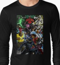 Superheroes of Colour by Zack  T-Shirt