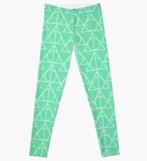 Mint Pattern Leggings
