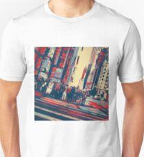 Manhattan Streets T-Shirt