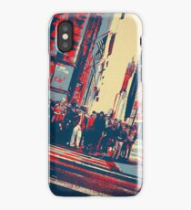 Manhattan Streets iPhone Case/Skin