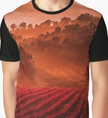 Tuscany, Heaven on Earth Graphic T-Shirt