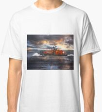 Dramatic Once More Unto The Breach Classic T-Shirt
