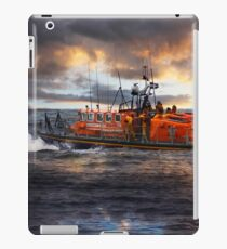 Dramatic Once More Unto The Breach iPad Case/Skin