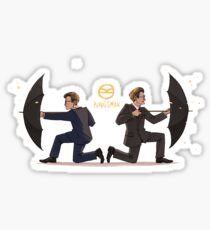 kingsman and the golden circle 2017 Sticker