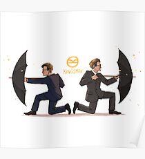 kingsman and the golden circle 2017 Poster