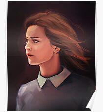 Clara Oswald Poster