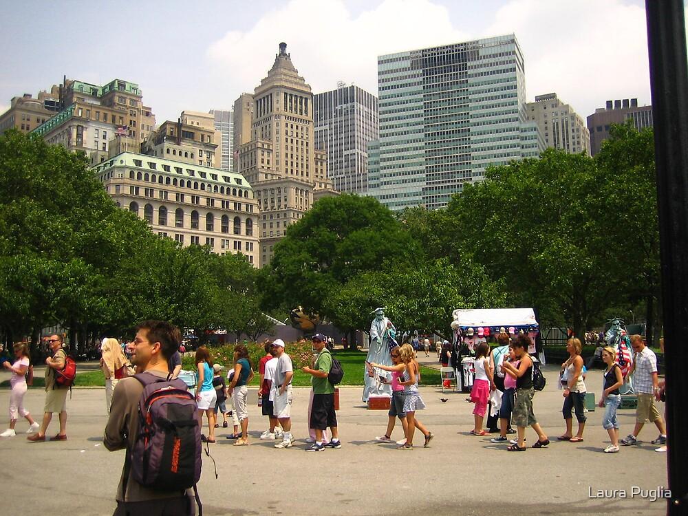 New York City's Sky Scrapers by Laura Puglia