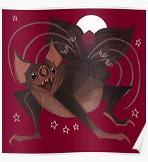 Familiar - Vampire Bat Poster