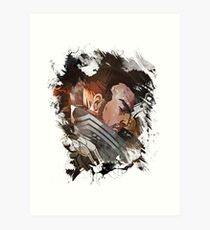 League of Legends YASUO Art Print