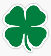 Lucky clover Sticker