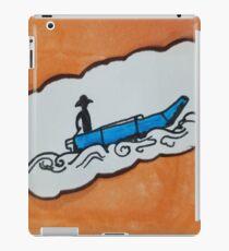 Rafting 10 iPad Case/Skin