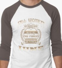 Women Created Equal The Finest Are Born In June Birthday Design T-Shirt